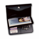 Perfect Fit Women's Badge Wallet All-in-One