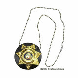 Perfect Fit Neck Chain Badge Holder (Fits Round or Star Badges)