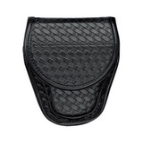 Bianchi AccuMold Elite Basketweave Handcuff Case Size 3