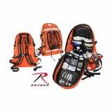 EMS Trauma Backpack (ORANGE)
