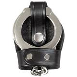 Handcuff Case - Leather (Fits Chain Cuffs)