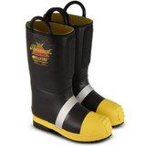 Thorogood Hellfire – Men's 14″ KEVLAR INSULATED RUBBER BUNKER BOOT [35% OFF]