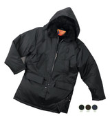 SECURITY PARKA 100% Polyester Oxford