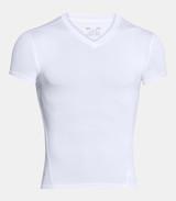 Under Armour Men's Tactical V-Neck HeatGear Compression Shortsleeve T-Shirt