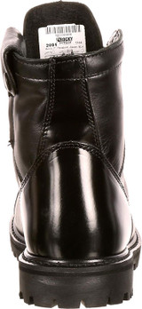 """Rocky Men's 7"""" Paratrooper Side Zipper Jump Boots (All Leather) [50% off]"""