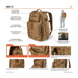 5.11 Tactical Rush24™ 2.0 Backpack 37L