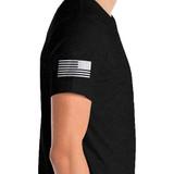 US Flag on Sleeve