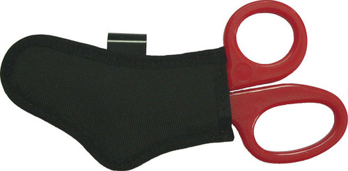 Perfect Fit Nylon Trauma Right Side Shears Holder with Belt Clip