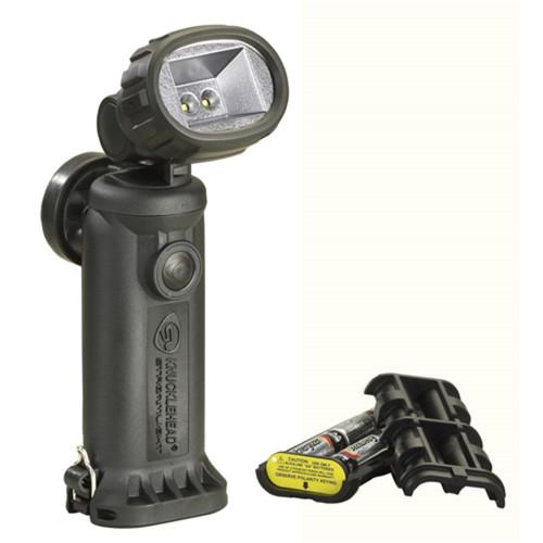Streamlight Knucklehead Flashlight - Alkaline 4AA (BLACK)