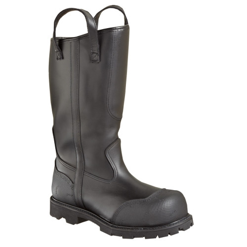 """Thorogood Men's 14"""" Leather Structural  Bunker Boot"""