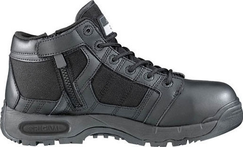 Original SWAT 5' Mid NVA Duty Boot (Side zip)-FireStoreOnline