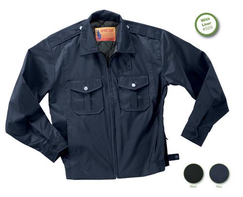 POLICE WINDBREAKER 100% Polyester Oxford