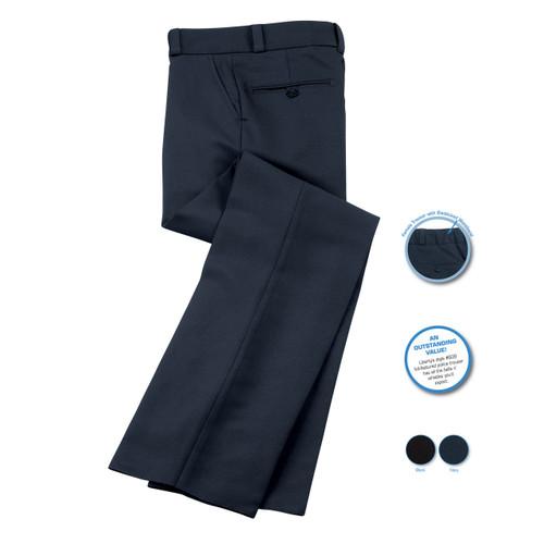 GABARDINE TROUSERS 100% Dacron® Polyester