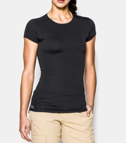Under Armour Women's Tactical HeatGear Compression Shortsleeve T-Shirt