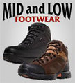Mid and Low Footwear