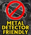 Metal Detector Friendly (Stealth) Footwear