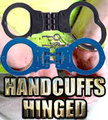 Handcuffs - Hinged