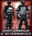 Body Armor & accessories