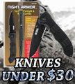 Knives under $30