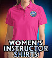 Women's Instructor Shirts