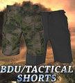 BDU/TACTICAL Shorts