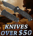 Knives over $50