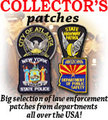 COLLECTOR'S patches
