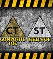Safety Toe Duty Footwear