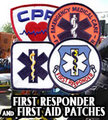 First Responder and First Aid Patches