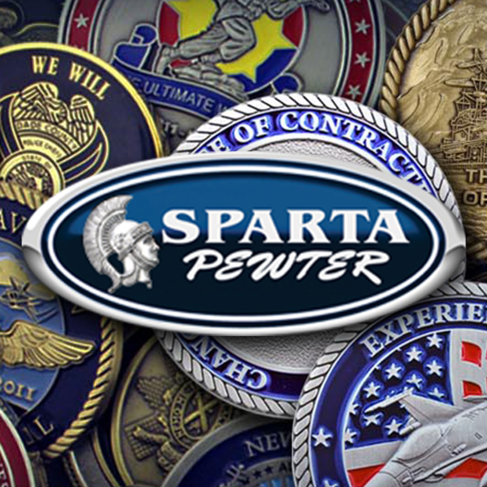 Sparta Pewter