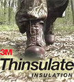 Insulated Duty Footwear