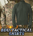 BDU/TACTICAL Shirts