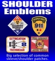 SHOULDER Emblems