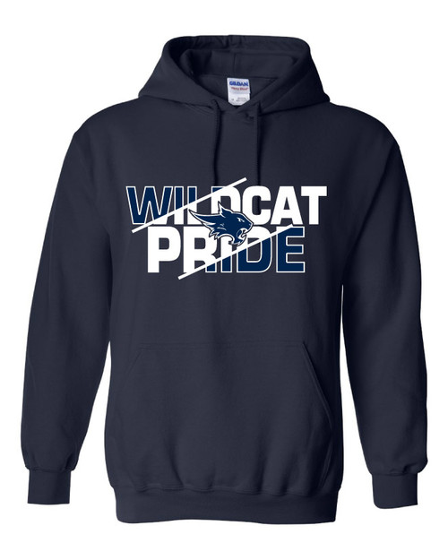 Wildcat Pride Navy Hoodie