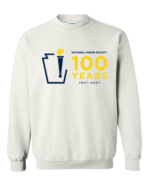 THS National Honor Society White Sweatshirt