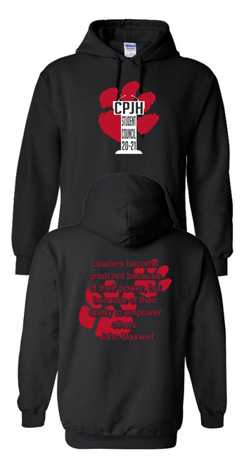 CPJH Student Council Hoodie