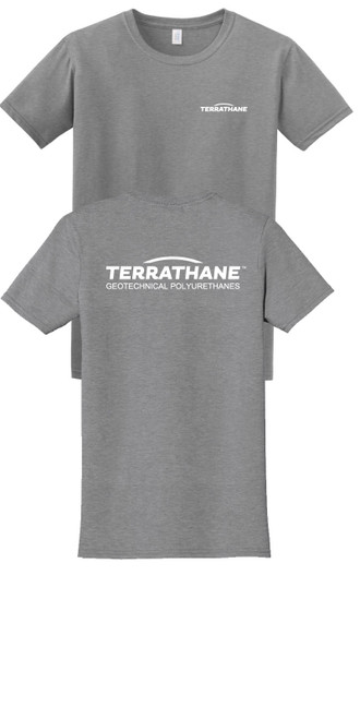 NCFI Geotechnical T-shirt Heather Grey