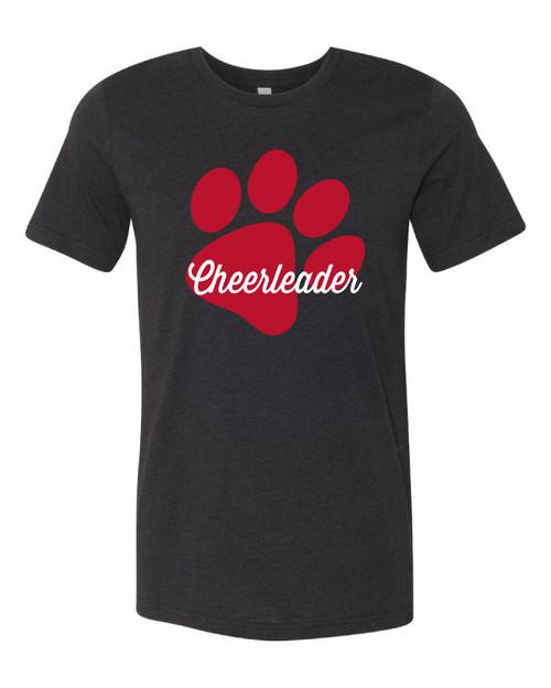 THS Cheer Black T-shirt