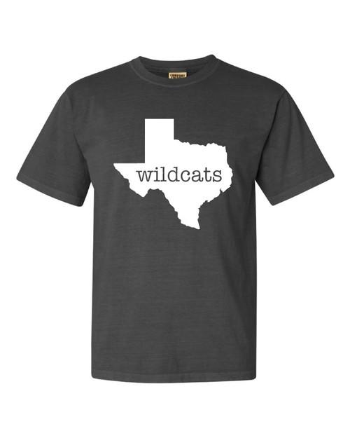 Wildcats Pepper Comfort Color T-shirt