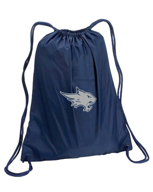 WWJH Athletics Drawstring Backpack