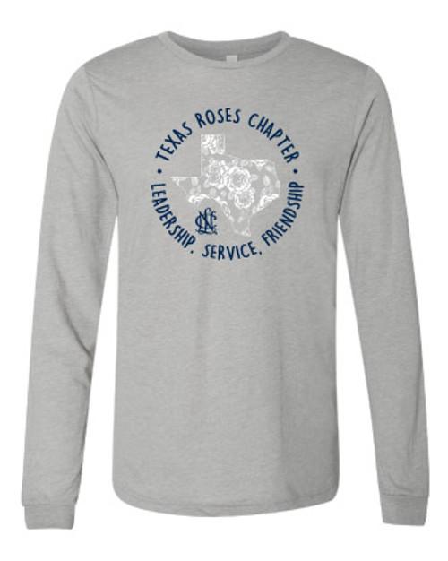 NCL Texas State Bell Long Sleeve T-shirt