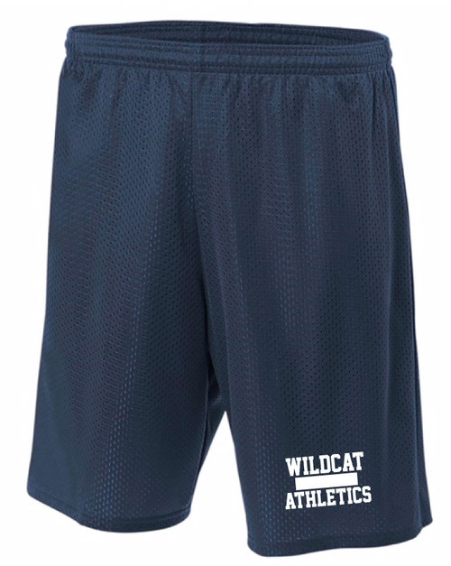 WWJH Athletic Shorts