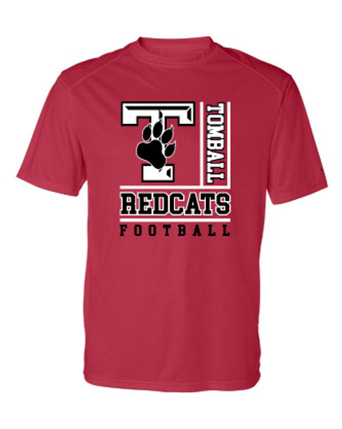 Tomball Redcats Dri Fit T-shirt