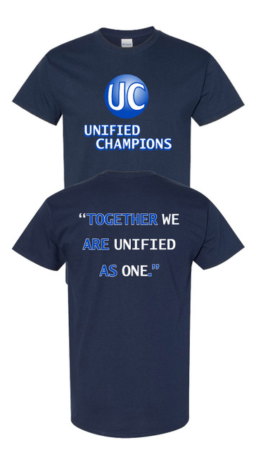 Oakcrest Unified Champions T-shirt