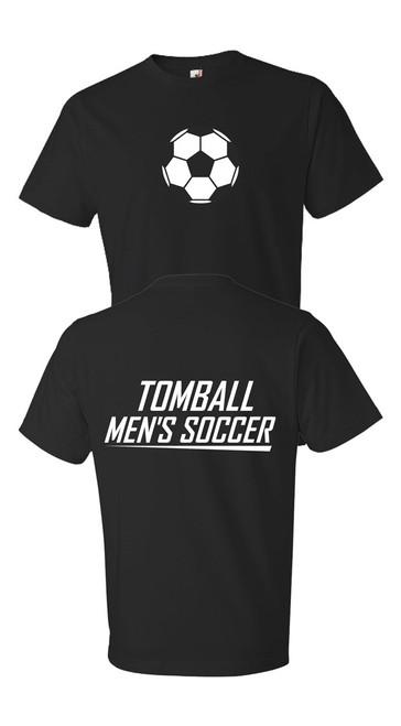 THS Men's Soccer Short Sleeve
