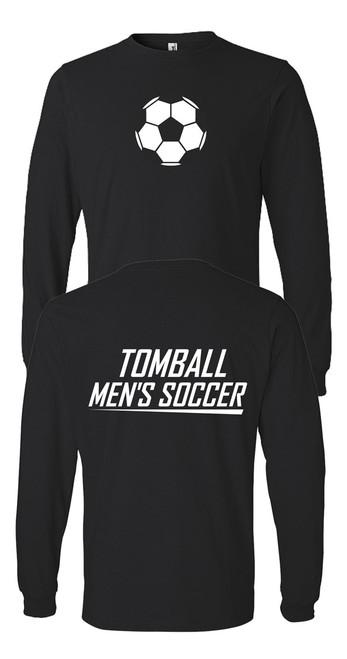 THS Men's Soccer Long Sleeve