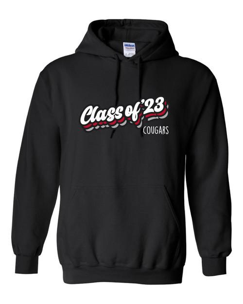 THS Class of 2023 Black Hoodie
