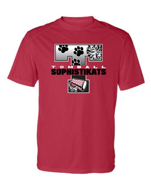 Tomball Sophistikats Dri Fit T-shirt