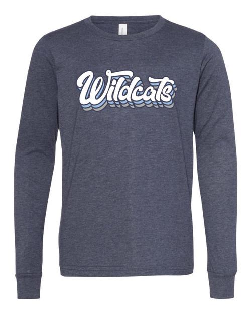 Wildcats Long Sleeve