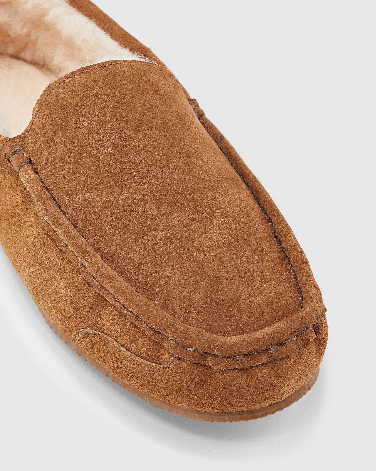 Hush Puppies  SNOWY Chestnut